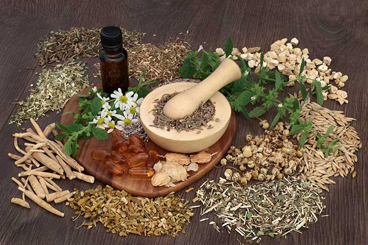 Natural cures for infertility